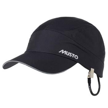 Musto Performance Waterproof Cap - Black