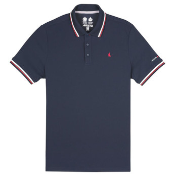 Musto Evolution Pro Lite Short Sleeve Polo Shirt - Men - True Navy