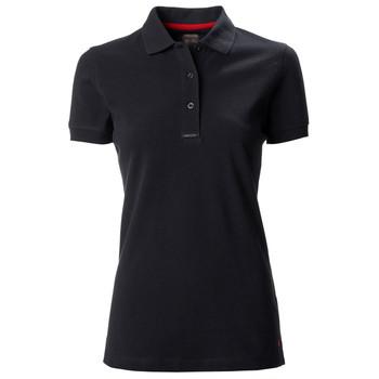 Musto Pique Polo Shirt - Women - Black