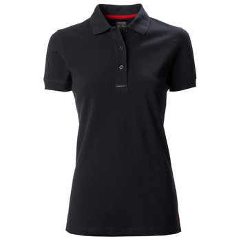Musto Pique Polo Shirt - Women - Black