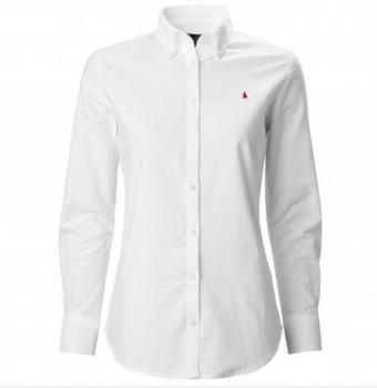 Musto Oxford LS Shirt Women - white