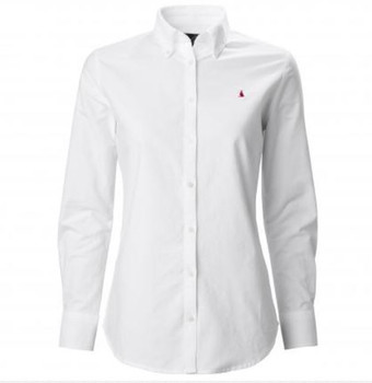 Musto Oxford LS Shirt Women - white