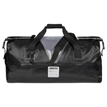 Musto Waterproof Dry Carryall Bag - Black/Grey - 65L - Handle View