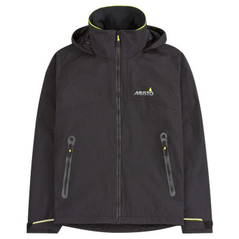 Musto BR1 Inshore Jacket - Men - Black - Front View
