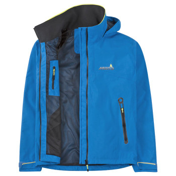 Musto BR1 Inshore Jacket - Men - Brilliant Blue - Front