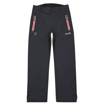 Musto BR1 Hi-Back Trouser - Men - Black - Front View