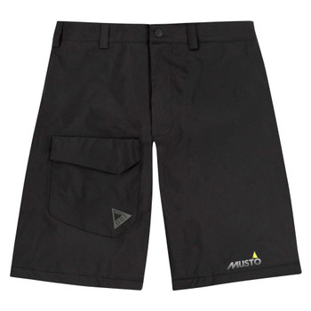 Musto BR1 Shorts - Men - Black - Front View