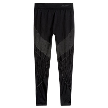 Musto Active Base Layer Trouser - Women - Black - Front View