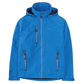 Musto Sardinia BR1 Jacket - Men - Brilliant Blue/True Navy - Front View