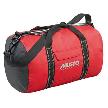 Musto Genoa Small Carryall Bag - Red