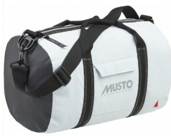 Musto Genoa Small Carryall Bag - White