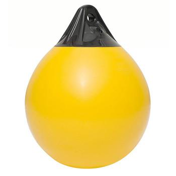 "Polyform Marker Buoy A2 - Yellow (50"")"