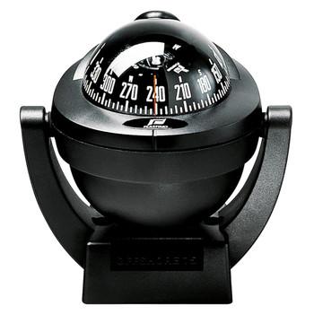 Plastimo Offshore 75 Compass - Bracket - Black