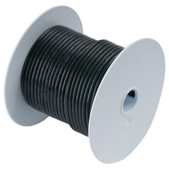 Ancor Tinned Copper Wire - 14 AWG (2mm²) - 18ft - Black
