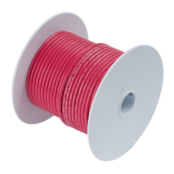 Ancor Tinned Copper Wire - 6 AWG red