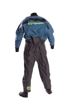 Typhoon JNR Rookie Drysuit - Indian Teal