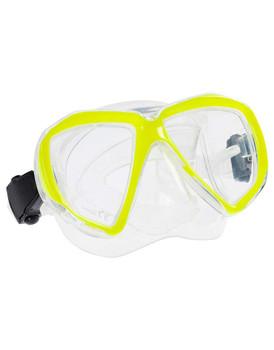 Typhoon Eon HD Mask - One Size/Yellow