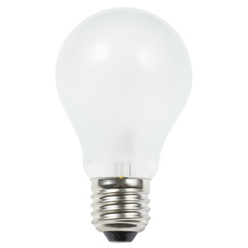 Ancor Standard Base Bulb - 50W - 2 Pack