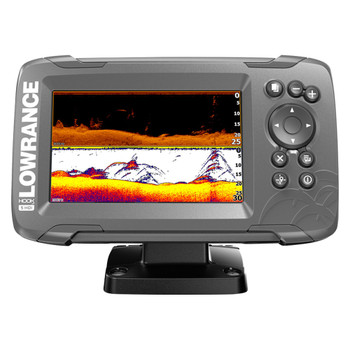 Lowrance HOOK² 4x All Season Pack Fishfinder