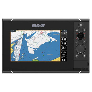 B&G Zeus³-7 Multifunction Display Chartplotter with World Basemap
