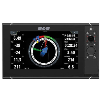 B&G Zeus³-9 Multifunction Display Chartplotter with World Basemap