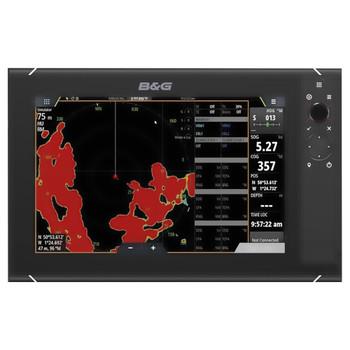 B&G Zeus³-12 Multifunction Display Chartplotter with World Basemap