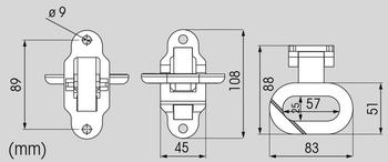 Plastimo Step Stainless Steel 316