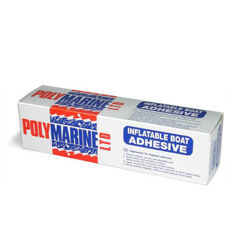Polymarine Hypalon Inflatable Boat Adhesive 1-Part - 70ml.