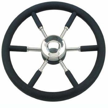 Nautic Steering Wheel V.AB - Black
