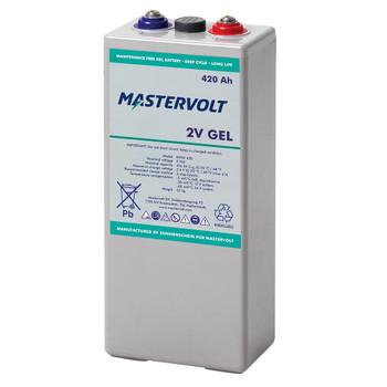 Mastervolt MVSV Gel Battery - 2V/420Ah