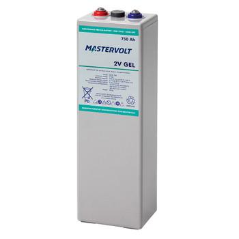 Mastervolt MVSV Gel Battery - 2V/750Ah