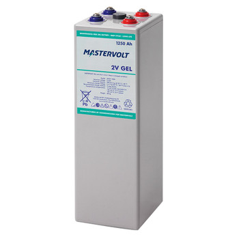 Mastervolt MVSV Gel Battery - 2V/1250Ah