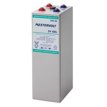 Mastervolt MVSV Gel Battery - 2V/1500Ah
