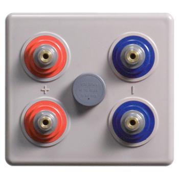 Mastervolt MVSV Gel Battery - 2V/1500Ah - Top View