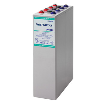 Mastervolt MVSV Gel Battery - 2V/2700Ah