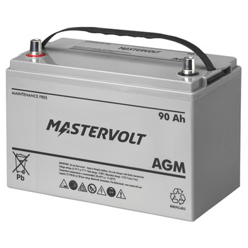 Mastervolt AGM Battery - 12V/90Ah - Group 31
