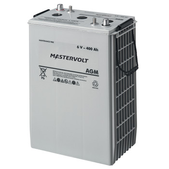 Mastervolt AGM Battery - 6V/400Ah
