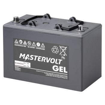 Mastervolt MVG Gel Battery - 12V/85Ah