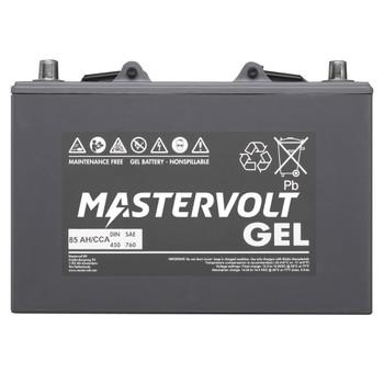 Mastervolt MVG Gel Battery - 12V/85Ah - Straight View