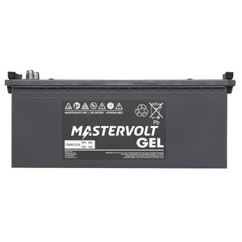 Mastervolt MVG Gel Battery - 12V/140Ah - Straight View
