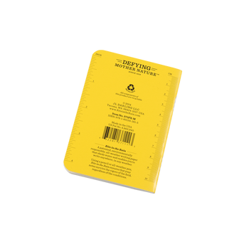 Rite In The Rain 371Fx-M Mini Stapled Notebook 3-Pack