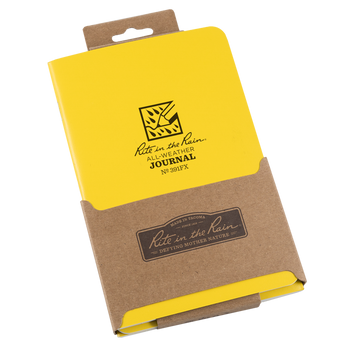 Rite In The Rain 391FX Standard Notebook Journal 3-Pack - packaged