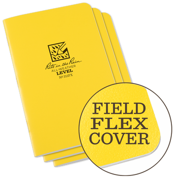Rite In The Rain 311FX Standar Notebook Level 3-Pack - cover