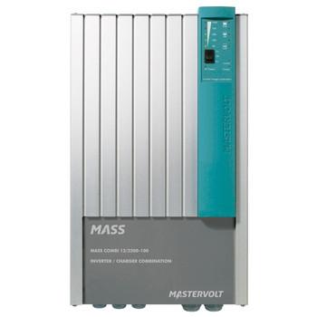 Mastervolt Mass Combi Inverter/Charger 12V/2200W - 100 (230V) - Straight View