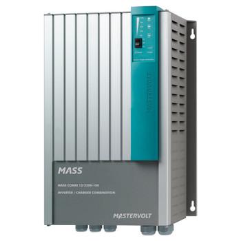Mastervolt Mass Combi Inverter/Charger - 12V/2200W - 100A Remote (230V)