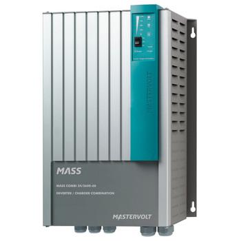 Mastervolt Mass Combi Inverter/Charger - 24V/2600W - 60A (230V)
