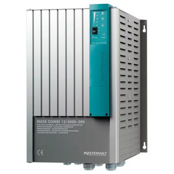 Mastervolt Mass Combi Inverter/Charger - 12V/4000W - 200A (120V)