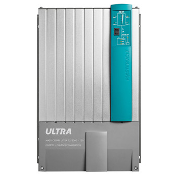 Mastervolt Mass Combi Ultra Inverter/Charger - 12V/3000W - 150A (230V) - Straight View