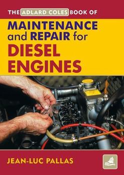 Adlard Coles Maintenance & Repair for Diesel Engines by Adlard Coles Nautical