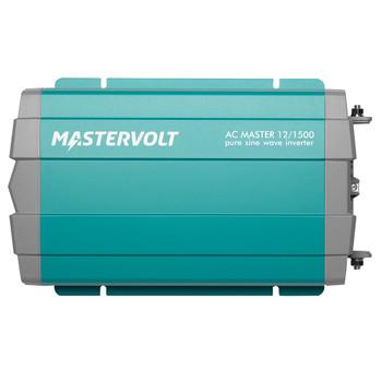 Mastervolt AC Master Inverter - 12V/1500W (230V) - Schuko Plug - Front View